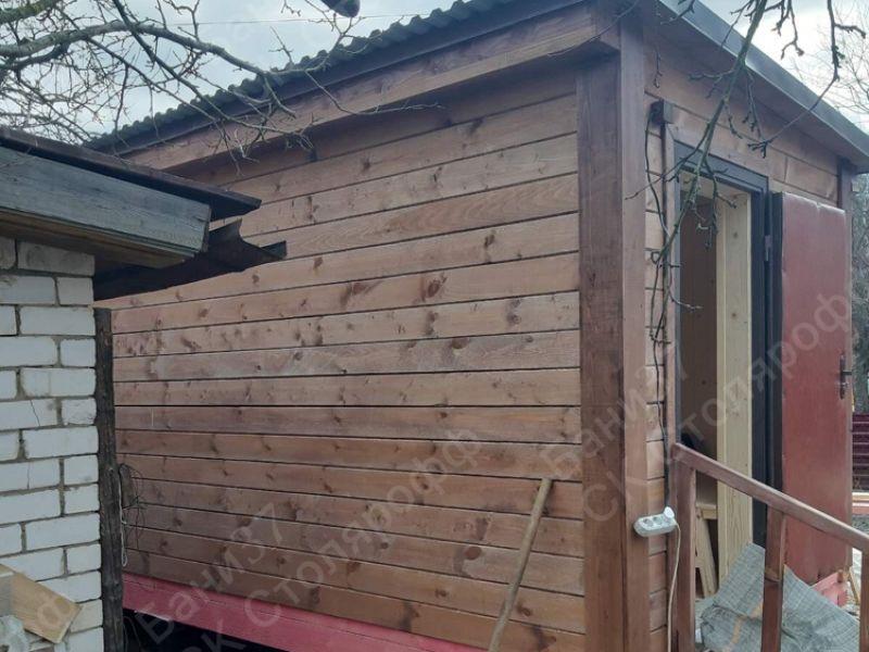 Баня из бруса 6х2,40, Иваново ул. Звездная