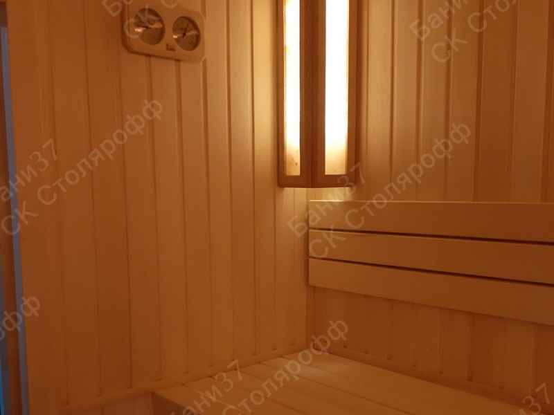 Каркасная баня в дер. Игнатово - готова